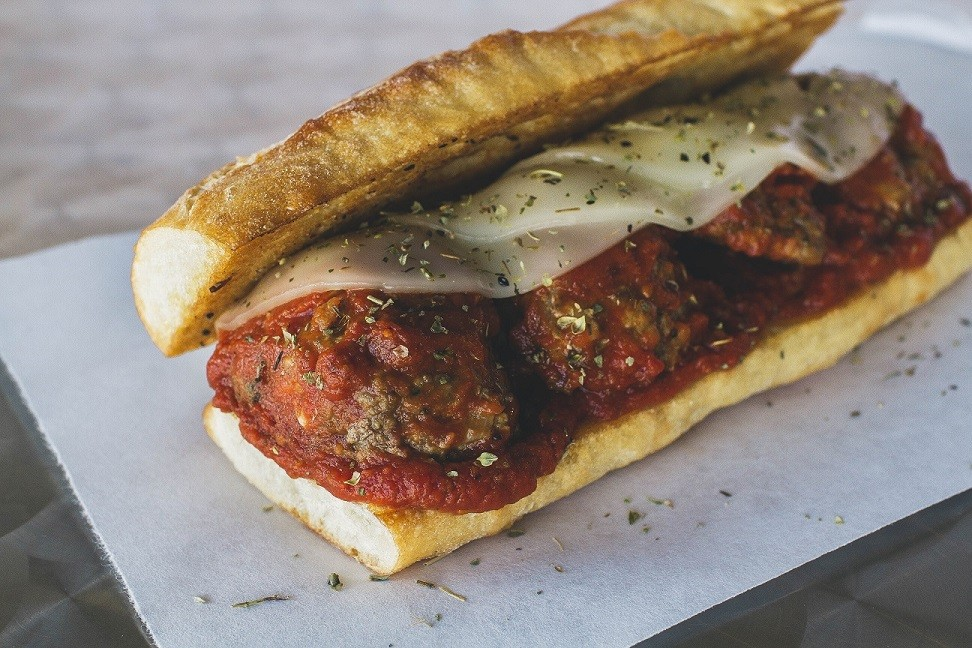 Homemade Meatball Sub Has Returned